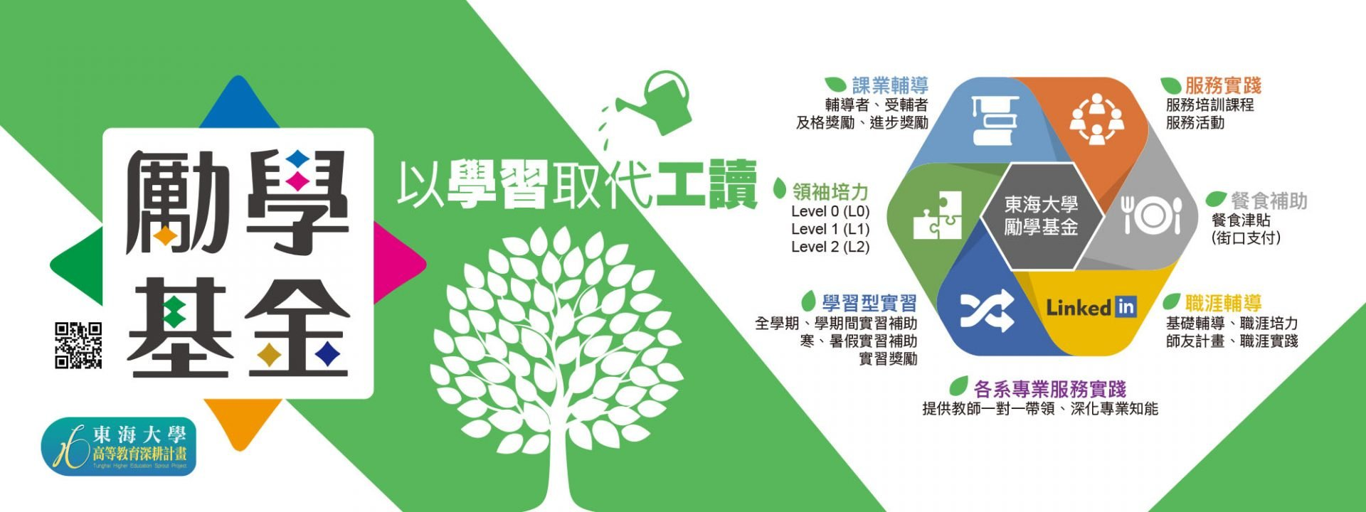 20191217-勵學基金 Banner 1440X540 pixel